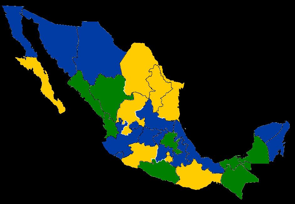 Elecciones Federales de México de 2000 (Chile No Socialista)