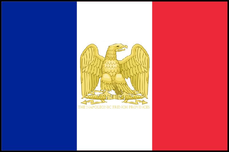 Flag of The Napoleonic French Provinces-1.png