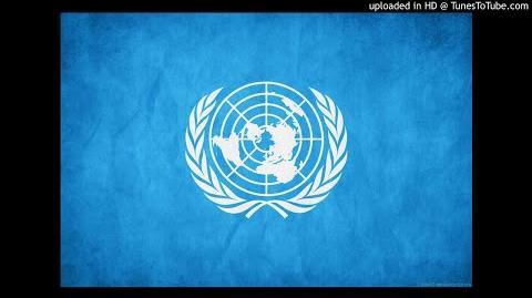 Hymn of the United Nations (EAR RAPE)