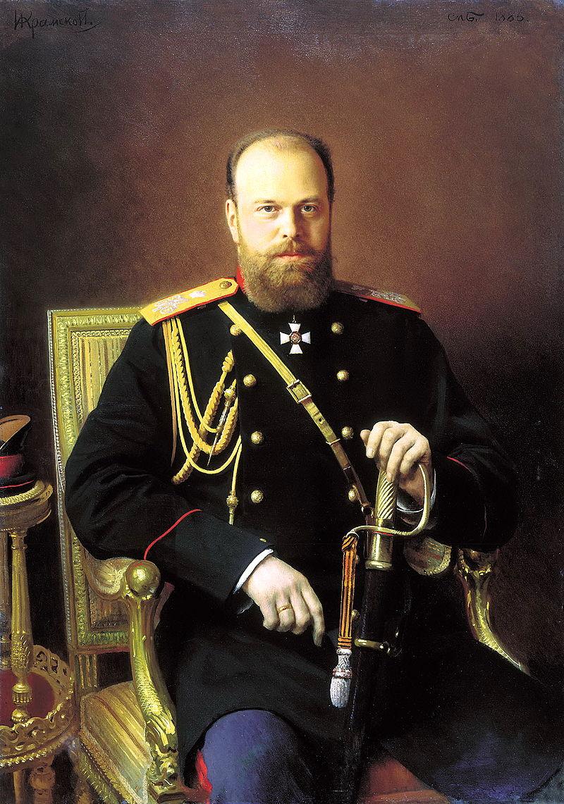 Владимир I (Мир другой России)