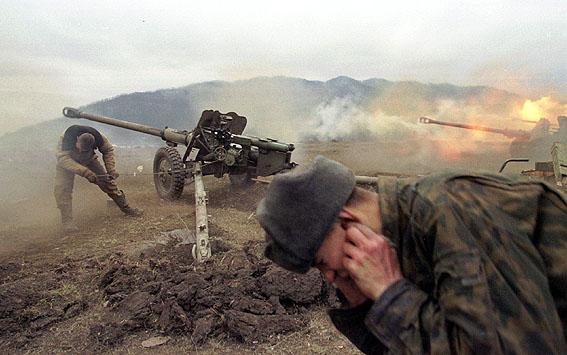 Mingrelian Independence War (1983: Doomsday)