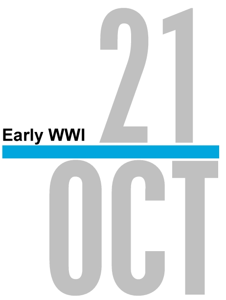 Early World War I