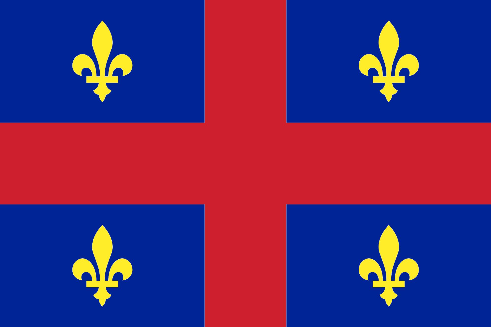 Flag of Franco-England.png