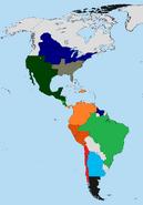 Mapa Batalla Continental 14.0