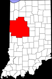 Location of Wabash Union