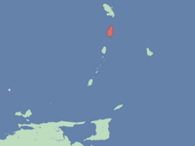 Location of Commonwealth Of St Lucia