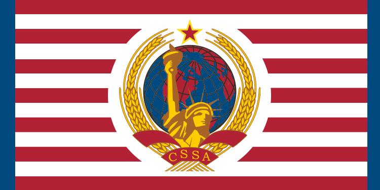Communist America (A Democracy of Rome)