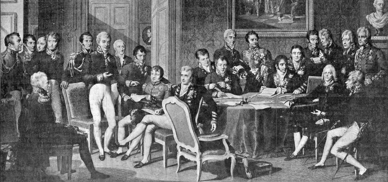 Континентальный союз (Триумф Моро)