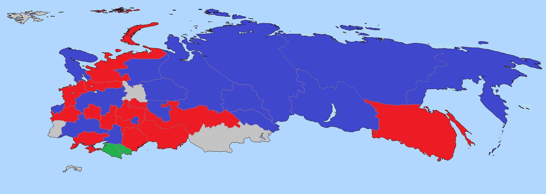 Политические партии России (Мир Выжившего Скобелева)