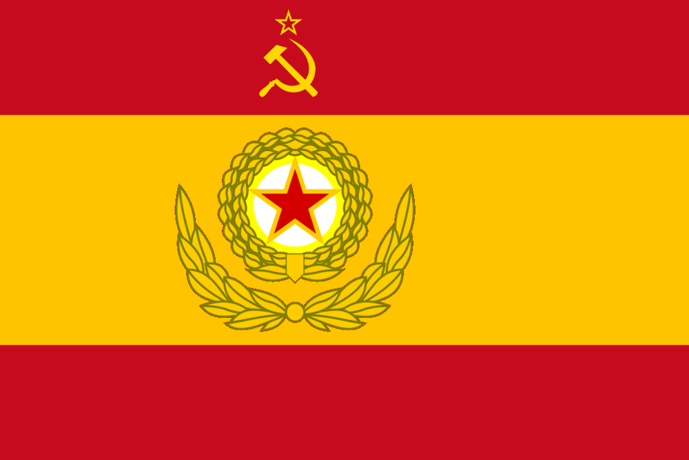 Flag of Soviet España (Shattered Into Pieces).png