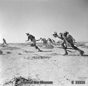 1942 Battle of Bir Hakeim (Hitler's World)