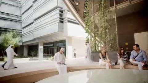 Masdar City Welcome Video (3 minutes, English)