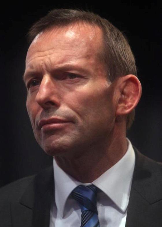 Tony Abbott (Joan of What?)