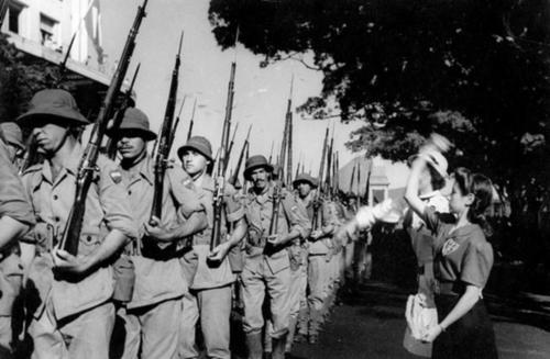 1972 Brazilian Revolution (Joan of What?)