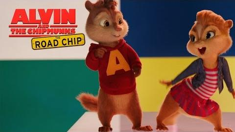 """Alvin and the Chipmunks The Road Chip """"Munk Rock"""" Featurette FOX Family"""