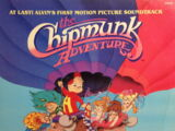 The Chipmunk Adventure: Original Motion Picture Soundtrack