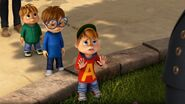The Chipmunks in Life of The Party