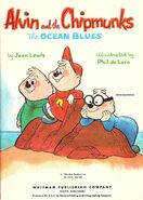 The Ocean Blues Title Page