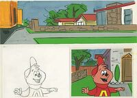 Alvin show 2