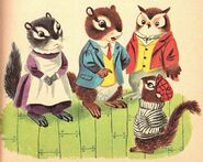 The Chipmunks' Merry Christmas Illustration 2