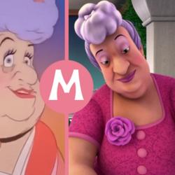 CGI Series Characters