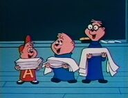 The Chipmunks in America the Beautiful