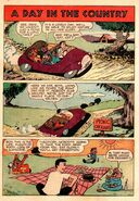 Alvin Dell Comic 1 - A Day In The Country