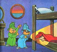 The Chipmunks' Cruise Illustration 2