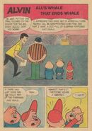 Alvin Dell Comic 14 - All's Whale That Ends Whale