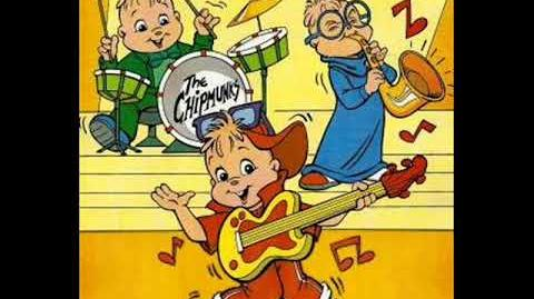 The Chipmunks - Mother and Child Reunion