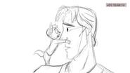 Slippin' Thru My Fingers storyboards 03
