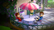 The Chipmunks in Treehouse