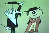 Alvin and Band Conductor in Spain.png