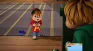 Theodore and Alvin in Jinxed!