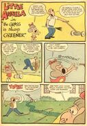 Alvin Dell Comic 6 - The Grass Is Always Greener