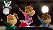 "Alvin and the Chipmunks The Squeakquel ""Chipette Audition"" Clip Fox Family Entertainment"