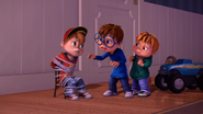 The Chipmunks in Unbored