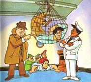 The Chipmunks' Cruise Illustration 3