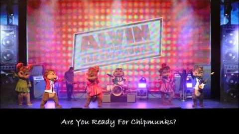 Are You Ready for Chipmunks?