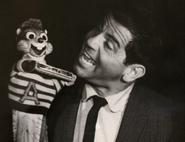 Ross Sr. and Alvin