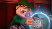 Theodore in A Very Merry Chipmunk