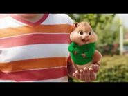 Alvin and the chipmunks the road chip theodore i like big butts dance scene
