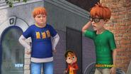 Cheesy, Kevin and Alvin
