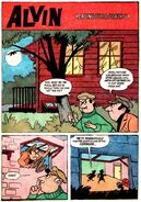 Alvin Dell Comic 18 - Heading For A Crack-Up