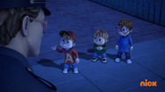 Officer Dangus and The Boys