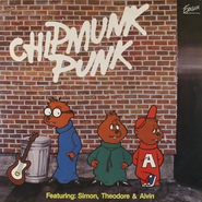 Chipmunk Punk Front Cover
