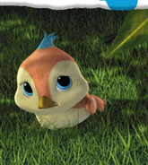 Alvin's New Friend Illustration 1