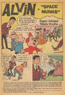 Alvin Dell Comic 9 - Space Munks