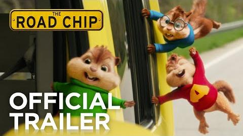 Alvin and the Chipmunks The Road Chip Official Trailer 1