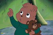 Billy (Theodore's Teddy Bear)